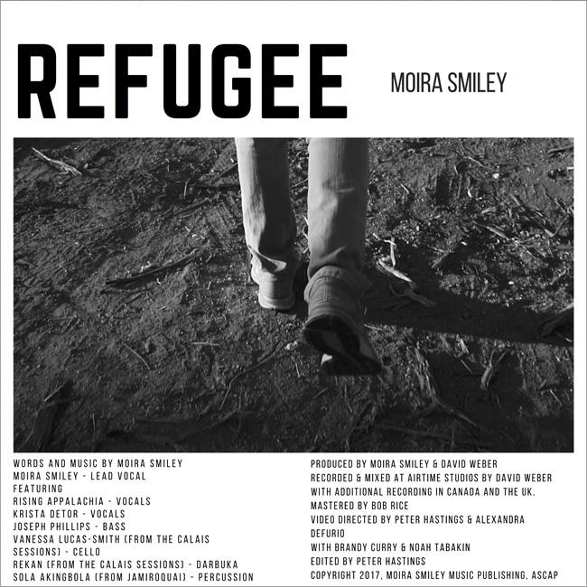 Moira Smiley – Refugee