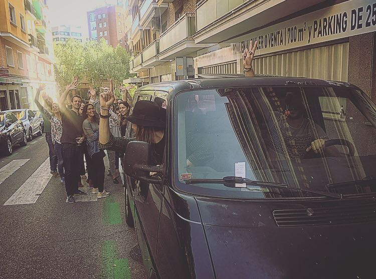 Viaje Musikarama: Diario de abordo – 1ª parte